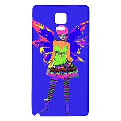 Fairy Punk Galaxy Note 4 Back Case