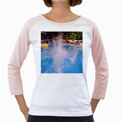 Splash 3 Girly Raglans