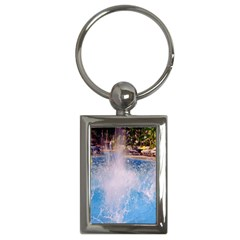 Splash 3 Key Chains (rectangle)