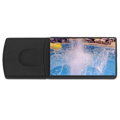 Splash 3 Usb Flash Drive Rectangular (4 Gb)