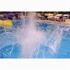 Splash 3 Collage 12  x 18