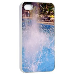Splash 3 Apple Iphone 4/4s Seamless Case (white)
