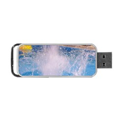Splash 3 Portable Usb Flash (two Sides)