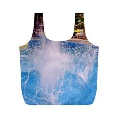 Splash 3 Full Print Recycle Bags (m)