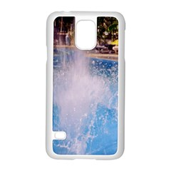 Splash 3 Samsung Galaxy S5 Case (White)