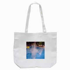 Splash 3 Tote Bag (White)