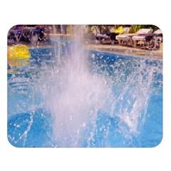 Splash 3 Double Sided Flano Blanket (large)