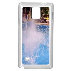 Splash 3 Samsung Galaxy Note 4 Case (White)