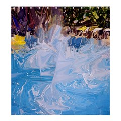 Splash 4 Shower Curtain 66  X 72  (large)