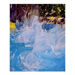 Splash 4 Shower Curtain 60  x 72  (Medium)