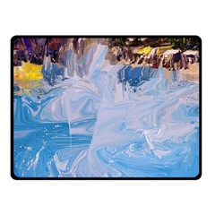 Splash 4 Double Sided Fleece Blanket (small)