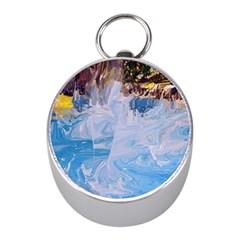 Splash 4 Mini Silver Compasses