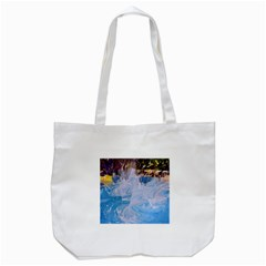 Splash 4 Tote Bag (White)