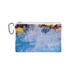 Splash 4 Canvas Cosmetic Bag (S)