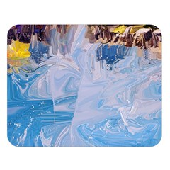 Splash 4 Double Sided Flano Blanket (Large)