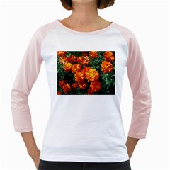 Tagetes Girly Raglans