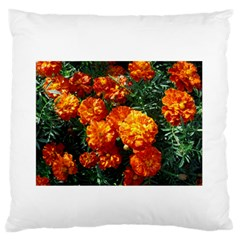 Tagetes Standard Flano Cushion Cases (One Side)