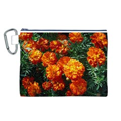 Tagetes Canvas Cosmetic Bag (L)