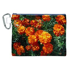 Tagetes Canvas Cosmetic Bag (XXL)
