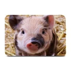 Sweet Piglet Plate Mats
