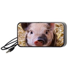 Sweet Piglet Portable Speaker (black)