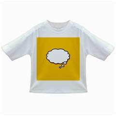 Comic Book Think Infant/Toddler T-Shirts