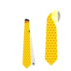 Comic Book Think Neckties (one Side)