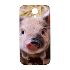 Sweet Piglet Samsung Galaxy S4 I9500/i9505  Hardshell Back Case