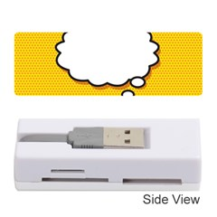 Comic Book Think Memory Card Reader (Stick)