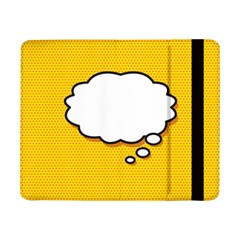 Comic Book Think Samsung Galaxy Tab Pro 8 4  Flip Case