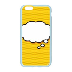 Comic Book Think Apple Seamless iPhone 6 Case (Color)