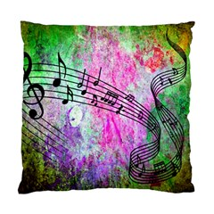 Abstract Music  Standard Cushion Case (one Side)