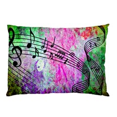 Abstract Music  Pillow Cases