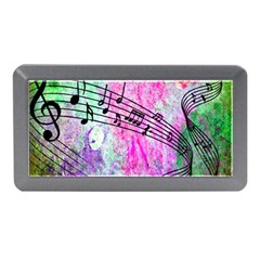 Abstract Music  Memory Card Reader (Mini)
