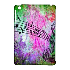 Abstract Music  Apple Ipad Mini Hardshell Case (compatible With Smart Cover)