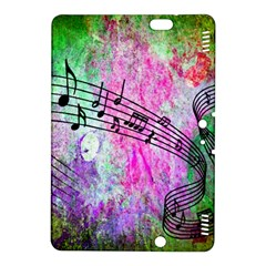 Abstract Music  Kindle Fire Hdx 8 9  Hardshell Case