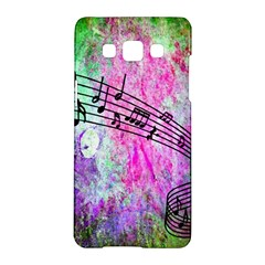 Abstract Music  Samsung Galaxy A5 Hardshell Case