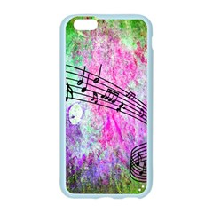 Abstract Music  Apple Seamless iPhone 6 Case (Color)