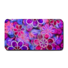 Pretty Floral Painting Medium Bar Mats