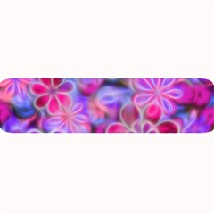 Pretty Floral Painting Large Bar Mats