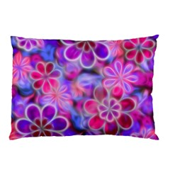 Pretty Floral Painting Pillow Cases