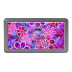 Pretty Floral Painting Memory Card Reader (Mini)