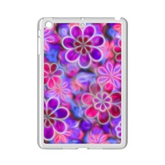 Pretty Floral Painting Ipad Mini 2 Enamel Coated Cases