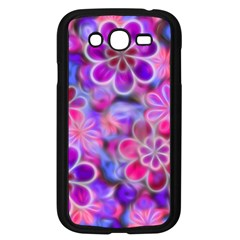 Pretty Floral Painting Samsung Galaxy Grand Duos I9082 Case (black)