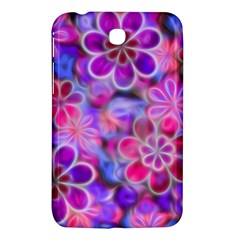 Pretty Floral Painting Samsung Galaxy Tab 3 (7 ) P3200 Hardshell Case