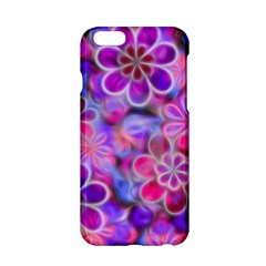 Pretty Floral Painting Apple Iphone 6 Hardshell Case