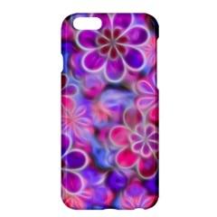 Pretty Floral Painting Apple Iphone 6 Plus Hardshell Case