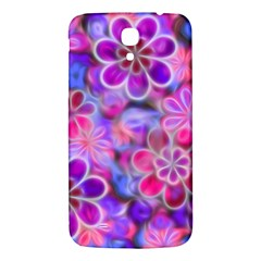 Pretty Floral Painting Samsung Galaxy Mega I9200 Hardshell Back Case