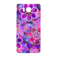Pretty Floral Painting Samsung Galaxy Alpha Hardshell Back Case