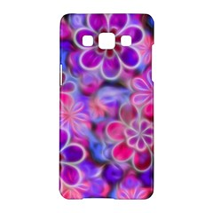 Pretty Floral Painting Samsung Galaxy A5 Hardshell Case